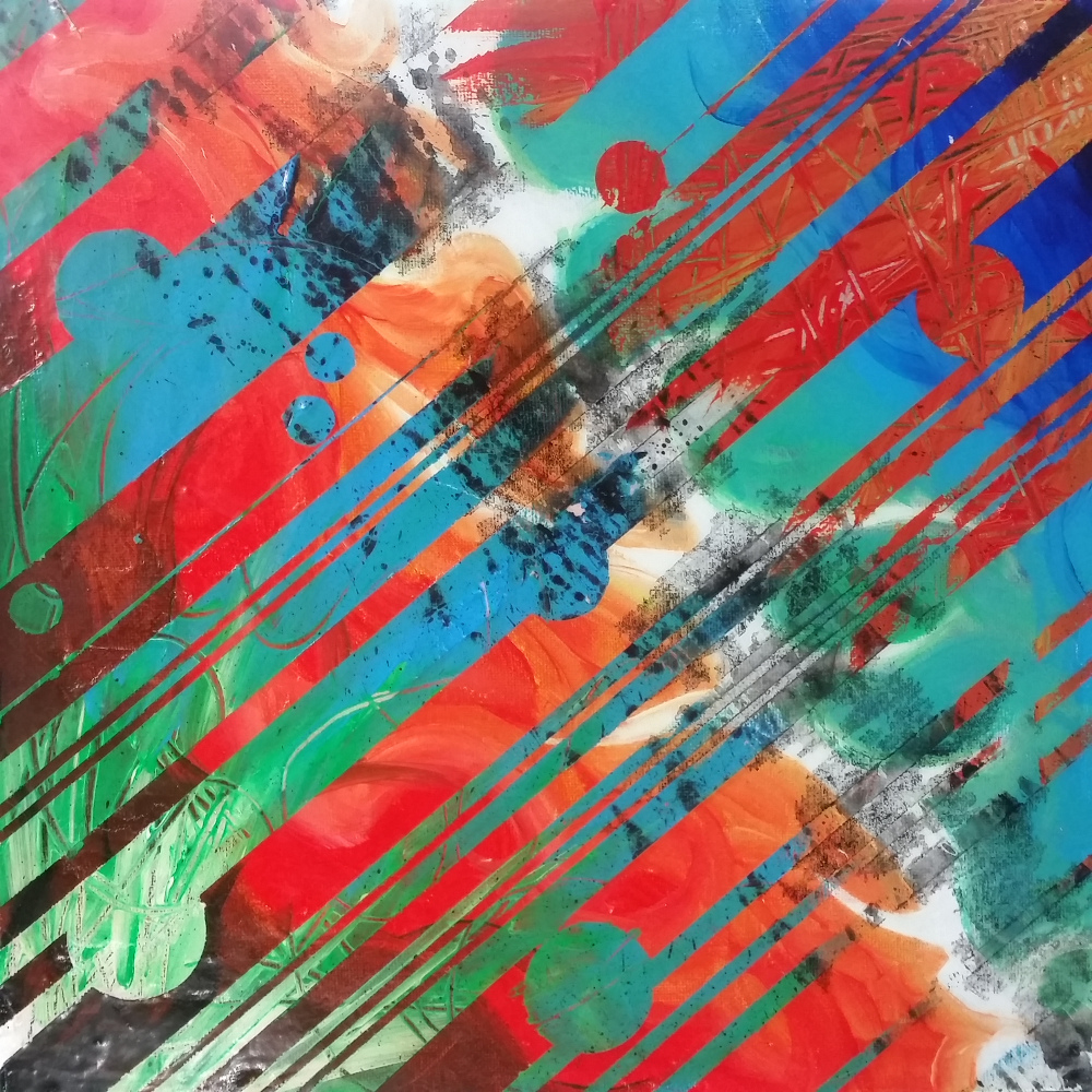 Abstract canvas 1